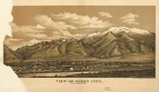 Ogden 1889 Bird's Eye View, Ogden 1889 Bird's Eye View
